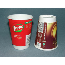 Tazas de papel de café Copa caliente