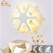 European Fancy Acrylic 15 Watt Lighting Wall Lamp