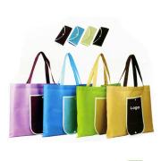 Foldaway non woven bag