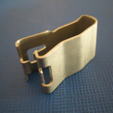 Brass Four-Slide Clip with Lower Costs
