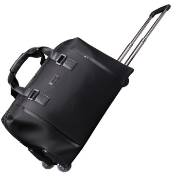 Handbag with Trolley for Travel