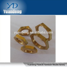customized brass hext nut washer ,washer threaded,washer with threaded