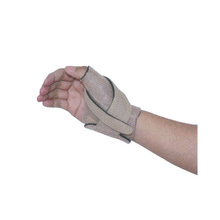 Adjustable Wrist Wraps Support Brace Wrist Wraps with Wider Thumb Loops