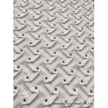 Heißes neues Entwurfs-spezielles Nähenart-Chiffon- Gewebe für Art- und Weisekleid-Dekoration