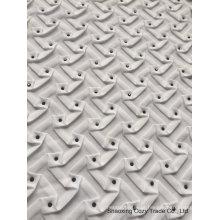 Hot novo design especial costurar tecido de estilo chiffon para decoração de vestir moda