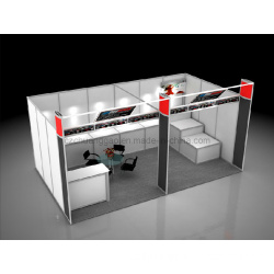 Exhibition Stand Shell Scheme : High quality customized exhibition stand shell scheme kiosk booth