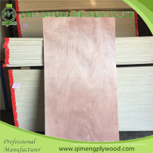 2.2mm 2.7mm 3.2mm Okoume Door Skin Plywood with Any Size