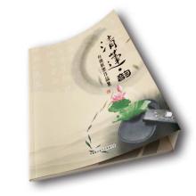 Impressão de impressão em cores Laminação personalizada impressão de livros de fotos