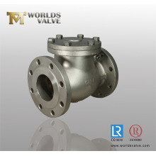 GB Flanged Check Valve