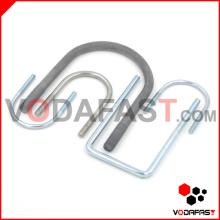 Болт DIN 3570 U (U-образный изогнутый болт)