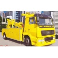 2016 Hot Sale HOWO 8*4 heavy tow truck ,50-60 ton towing road wrecker truck