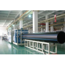 Large diameter pe pipe for drain (OD:630mm-1200mm) drainage pipes