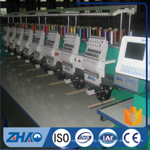1208 Computerized Auto Trimmer Flat Embroidery Machine good price
