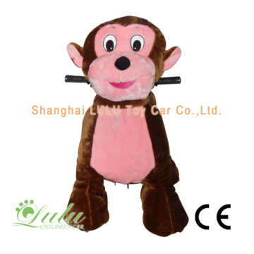 Monkey Animal Rider Coin Operated Machine