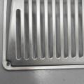Protótipo de filtro de capa de corte a laser de aço inoxidável