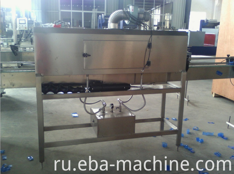 Sleeve Labeling Machine10