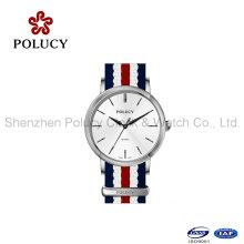 fashion Type Nylon Nato Strap Stripe Nato Watch Band Custom Watchstrap