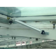 Technische Strukturglasvorhangwände
