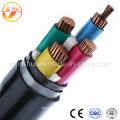 PVC/PE/XLPE/Rubber/4 Core/Power Cable
