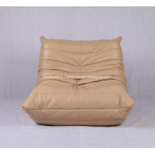 TOGO single seat leather sofa