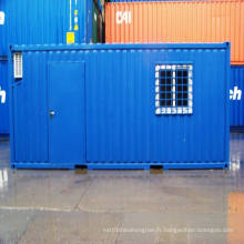 Maison à conteneurs / Maison à conteneurs mobiles (CH-21)