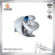 OEM Pump Impellers Stainless Steel Water Pump Stainless Steel Impeller