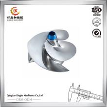 Impulsor de aço inoxidável da bomba de água de aço inoxidável dos impulsores da bomba do OEM