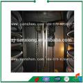 China IQF túnel congelador para frutos do mar