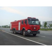Howo 6x4 pictures of fire engines trucks