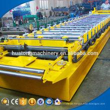 Máquina de prensagem de telha de telhado de aço de aço HT-1000 cor
