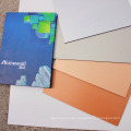 Wholesale glossy/metallic surface Alunewall PE coated aluminum composite panel 2M width