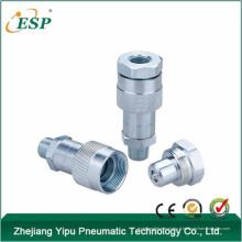 chine fournisseur en acier kze fermer type attache rapide hydraulique