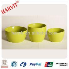 Diferentes tipos de flor Pot / Home Decor Pottery Flower Pot / pintado arcilla macetas