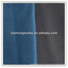 tissu transparent de coton et spandex