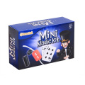The kids To learning simple magic tricks
