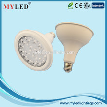 Intertek iluminación alibaba italia CRI> 80 12w PAR30 Proyector LED