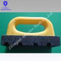 P24 # 155 * 78 * 25mm carburo de silicio sharping piedra de aceite con mango