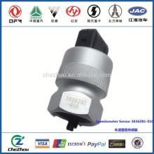 Capteur de compteur de vitesse électronique 3836ZB1-010 de pièces de camion résistant Dongfeng