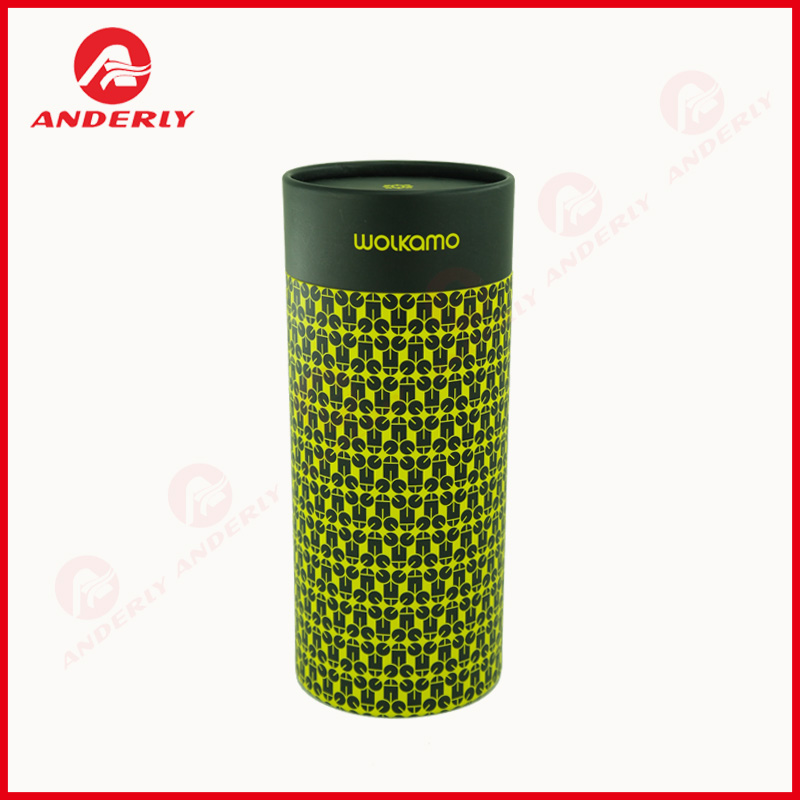 Customized Eco-friendly Gift Packaging Paper Tube