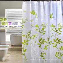 Rideau de douche 100% résistant à l'eau de haute qualité pour salle de bains (DPH7090)