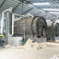 Tyre Pyrolysis Oil Distillation Machine