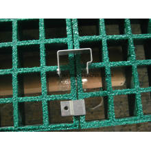 Caillebotis en fibre de verre d'anti-corrosion