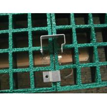 Grades de fibra de vidro anti-corrosão