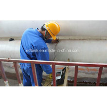 CNG Cilindro de tubo largo Jumbo para almacenamiento de gas
