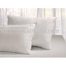 Almohada blanca interior, insertos para almohada hotel, ampollas de almohada de poliester/algodón