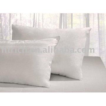 Oreiller blanc intérieur, oreiller hotel insère, intérieurs de coussin polyester/coton