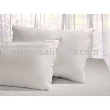 White pillow inner,hotel pillow inserts,polyester/cotton pillow inners