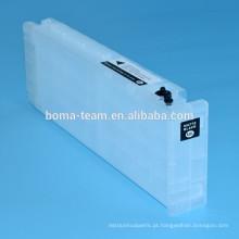 China fornecedor online venda cartucho de tinta recarregável para epson t3200 com tinta corante para epson t3200