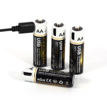 Rechargeable AA Battery Backup For Camping Flashlight