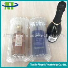 Bolsa de columna de aire transparente personalizada PE